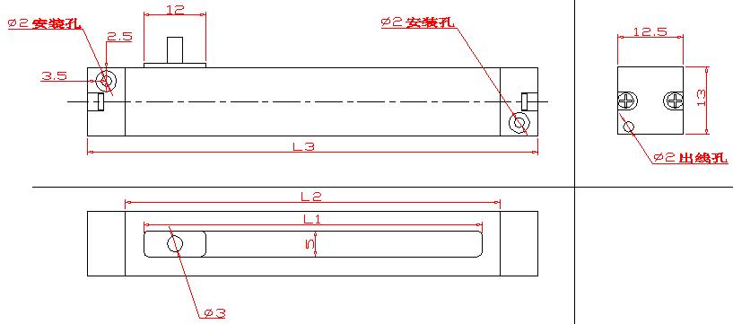 【:ktl微型滑块系列直线位移传感器】报价